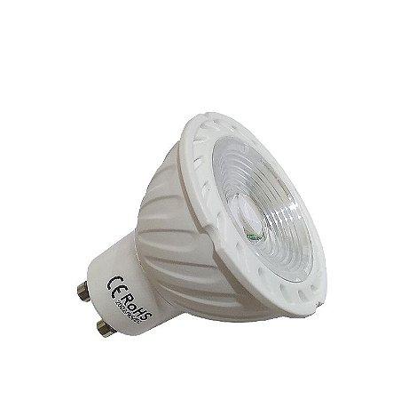 Lâmpada LED Dicróica 5W GU10 Bivolt