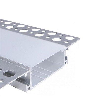 Perfil Sobrepor e Pendente 2m Fita LED - LUM95