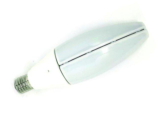 Lâmpada Led 100W Iluminação Pública Industrial Bocal E40 Bivolt