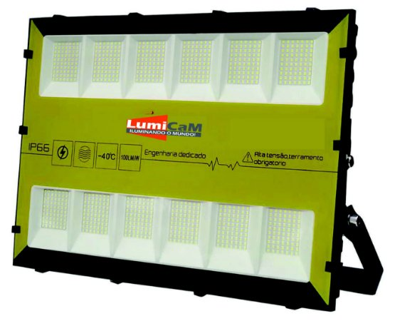 Refletor de Led 300W IP66 Bivolt
