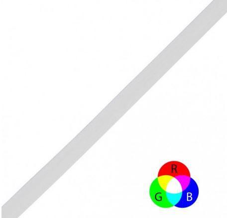 Fita Led Neon Flex RGB 24v IP66 20 metros