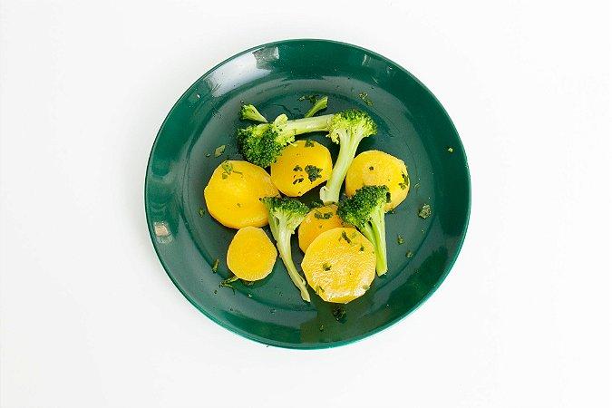 (APENAS SP) Mandioquinha + brócolis