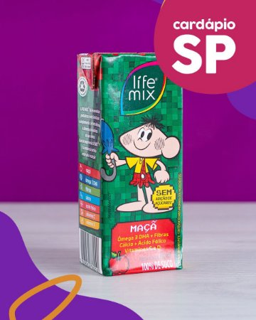 SP | Suco de Maçã - Life Mix