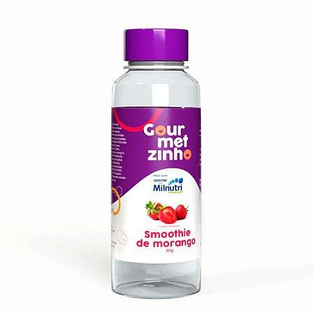 Smoothie de Morango + Milnutri Premium