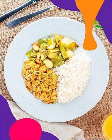 Curry de Frango ,  Especialidades