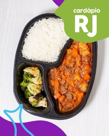 RJ | AC - Carne de panela com legumes