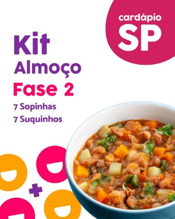 SP | Kit Almoço - F2