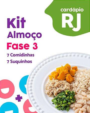 RJ   Kit Almoço - F3