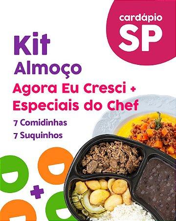 SP   Kit Almoço - AC e EC
