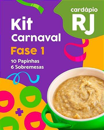 RJ   Kit Carnaval - F1