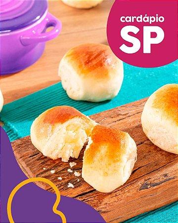 SP   Pão de Batata com Requeijão