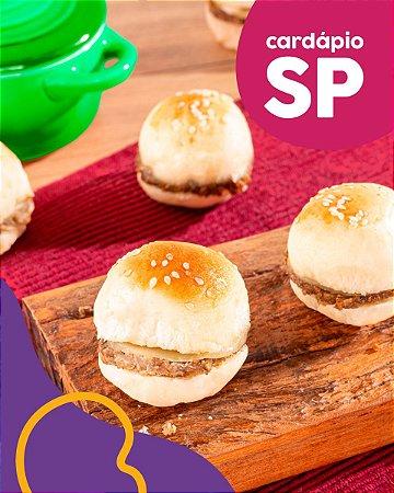 SP   Mini Hambúrguer