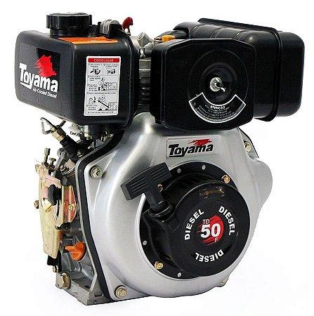 Motor 4 tempos Diesel 4,7 hp  Toyama
