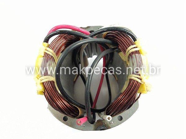 ESTATOR  110V PARA FURADEIRA MAKITA HP1630 / HP1631 / MHP161 626601-2
