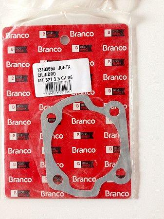 JUNTA CILINDRO MOTOR BRANCO B2T 3,5CV G6