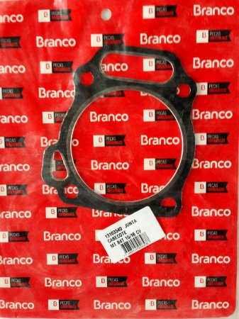 JUNTA   CABEÇOTE  MOTOR BRANCO B4T 15/16 CV