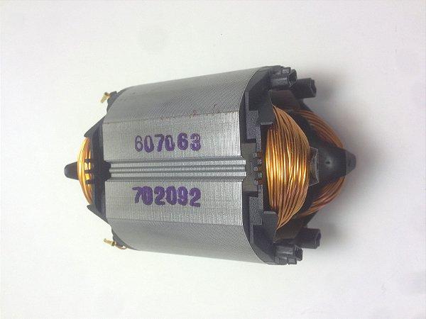 Estator 220v Esmerilhadeira Bosch GWS 14-180 , GNS 14, GPO 14E , GDC 42W