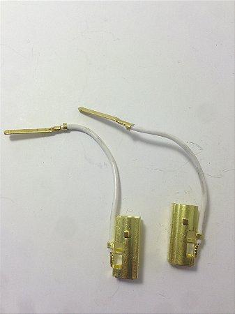 Par de Porta Escova Furadeira Bosch GBM 13-2, GBM 16-2