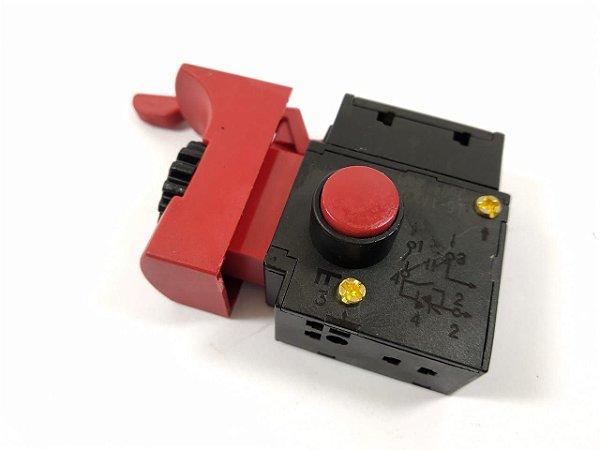 Interruptor furadeira Skil 6055, 6060, 6070, 6400, 6402, 6455, 6460