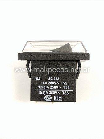 Interruptor Para Vibrador De Imersao Bosch Gvc 20 Ex - F000600372