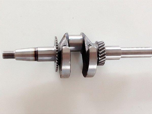 EIXO VIRABREQUIM H/MB MT B4T 6.5 /7.0 CV  - Branco Motores