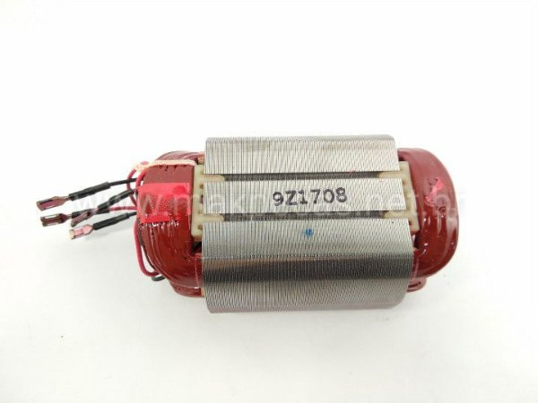 ESTATOR 220V PARA LIXADEIRA MAKITA 9557HN, 9557PB, 9557NB