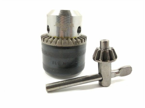 MANDRIL COM CHAVE 5/8'' (16MM) CONE B18 WORKER