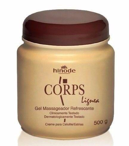 Gel Corps Lignea Redutor De Medidas Hinode 500g *Promoção*