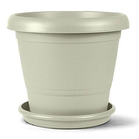 Vaso Plástico Terracota 9,5 Litros - Mármore