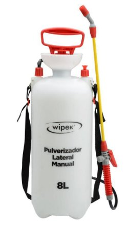 Pulverizador Lateral Manual PCP Wipek 8 Litros