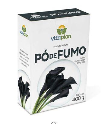 Pó de Fumo - Repelente Natural para Plantas  400gr