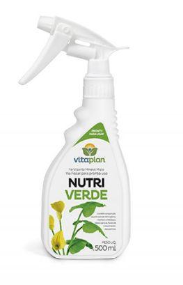 Fertilizante Foliar Pronto Uso NutriVerde 500 ml