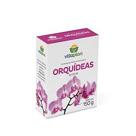 Fertilizante Mineral Misto para Orquídeas - 150 Gramas