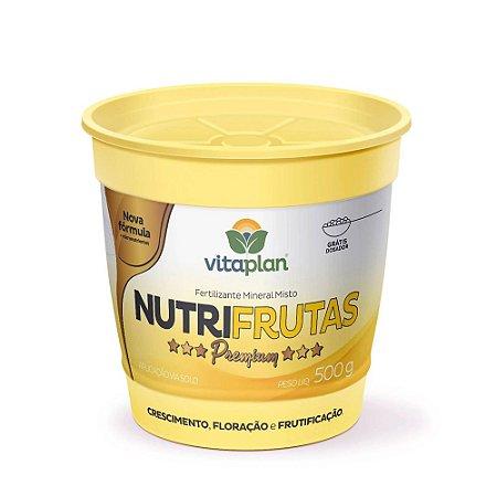 Fertilizante Mineral Nutrifrutas - 500 Gramas