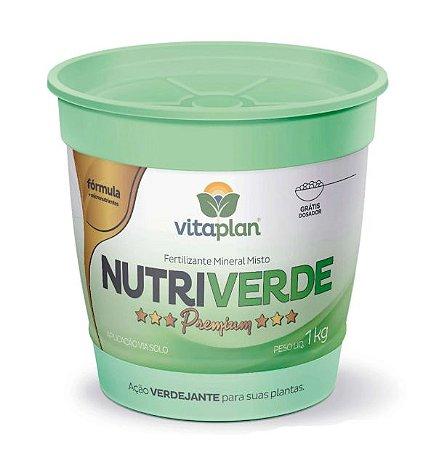 Fertilizante Mineral Nutriverde - 500 Gramas