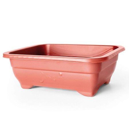 Vaso para Bonsai Médio Cerâmica - 1,1 Litros