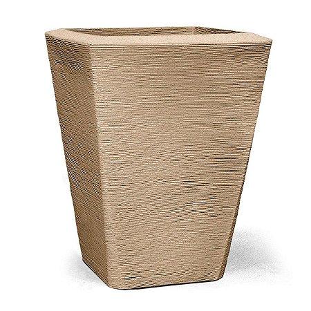 Vaso Grafiato Trapézio N60 Areia 60x40