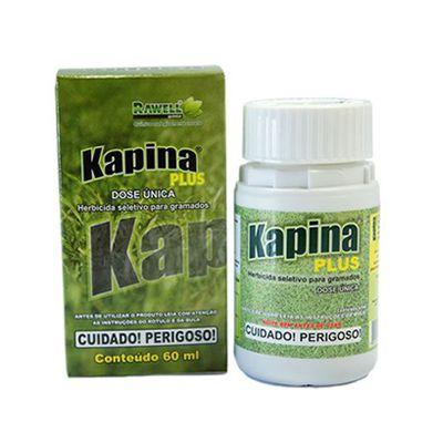 Herbicida para Gramados Kapina Plus 60ml