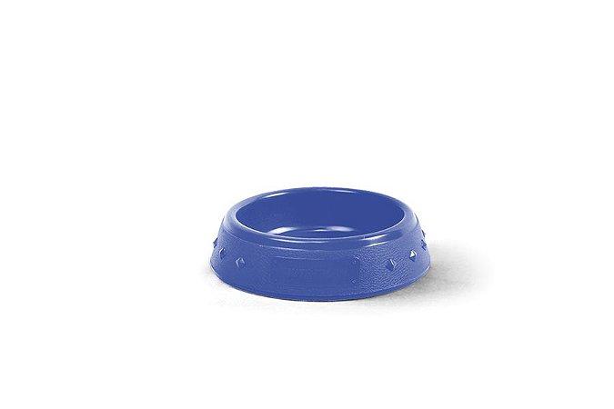 Comedouro para Cães Mini Azul 3x12