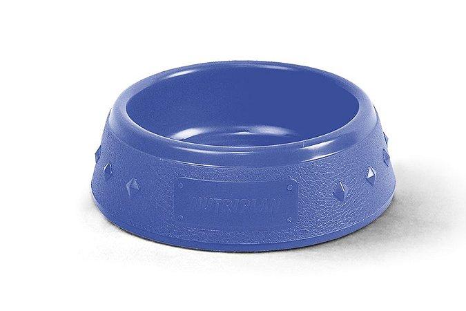 Comedouro para Cães N4 Azul 9x25