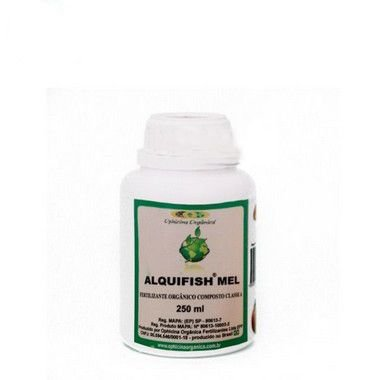 Fertilizante Orgânico Alquifish Mel 250ml