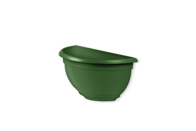 Vaso de Parede Meia Lua Mini - Verde