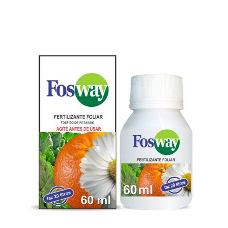 Fertilizante Forth Fosway Líquido Concentrado 60ml