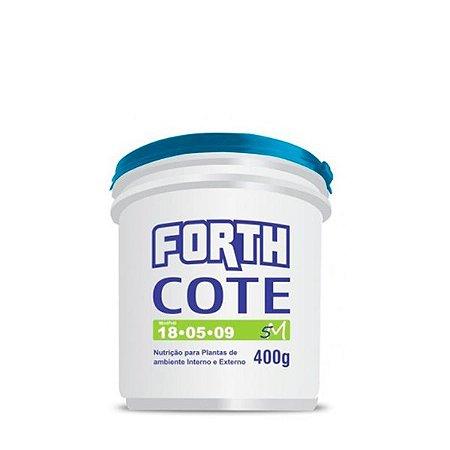 Fertilizante Osmocote 18-05-09 Com 400g Miniprill 5M Forth Cote