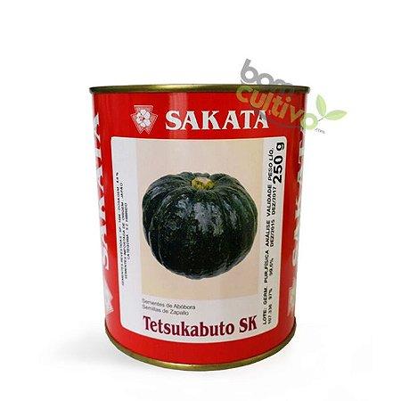 Sementes de Abóbora Tetsukabuto SK - Lata 250gr