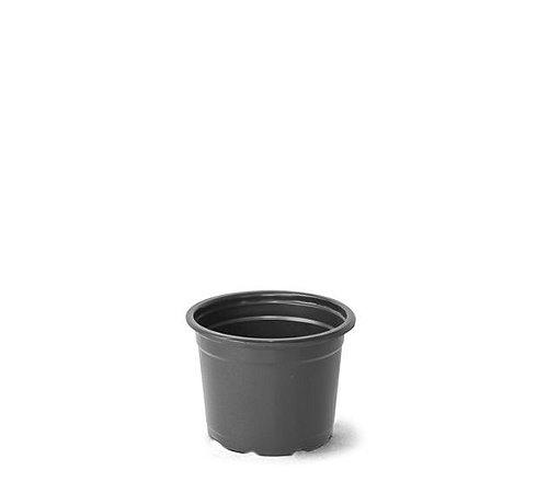Vaso Rígido N1 Preto 8x10 0,415 Litros
