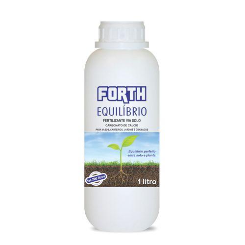 Fertilizante Forth Equilíbrio Líquido Concentrado 1L