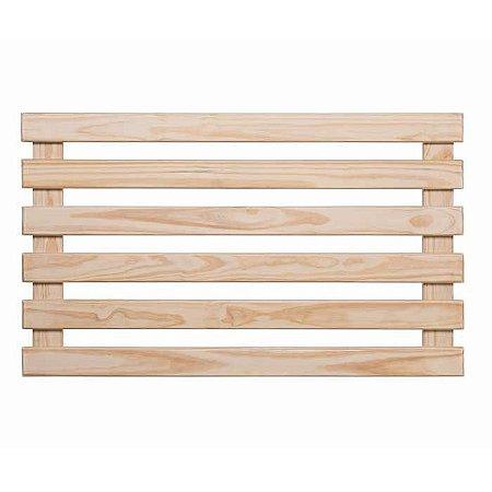 Treliça de madeira 60cm x 1,00m