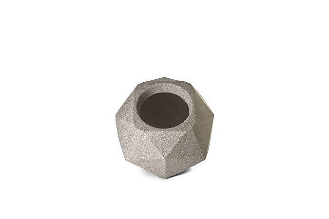 Vaso Cachepô Quartzo N22 Granito Capacidade 8 Litros