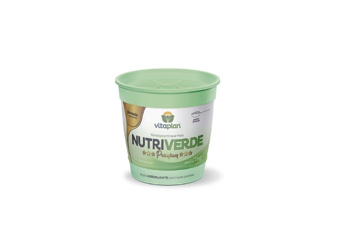 Fertlizante Nutriverde Premium - Ação VERDEJANTE para suas plantas.